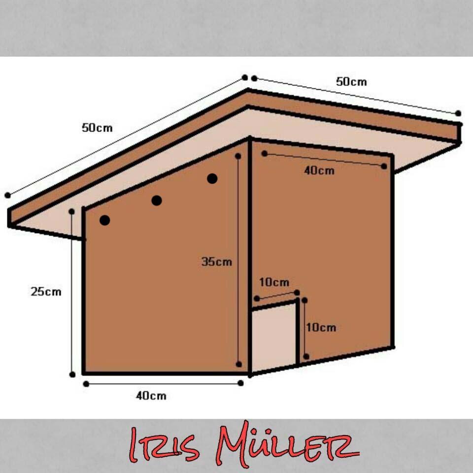www.igelhilfe-dornhan.de - igelhaus bauen